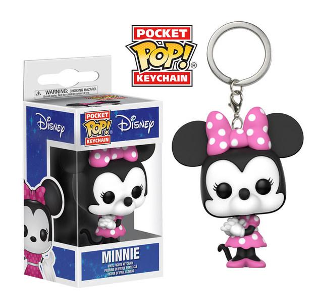 Disney - Minnie Mouse Pocket Pop! Keychain