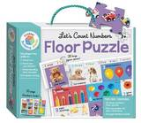 Building Blocks: Let's Count Numbers Floor Puzzle
