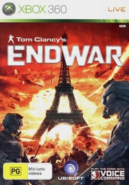 Tom Clancy's EndWar for Xbox 360 image