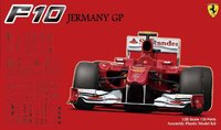 Fujimi: 1/20 Ferrari F10 (German Grand Prix) - Model Kit