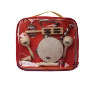 Stagg Childrens Percussion Kit In Carry Case