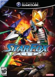 Star Fox: Assault for GameCube