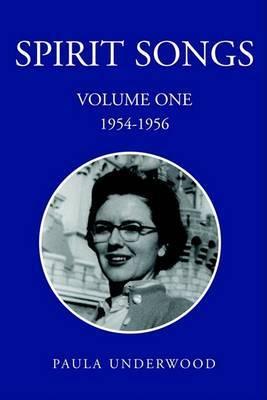Spirit Songs Volume One by Paula Underwood image