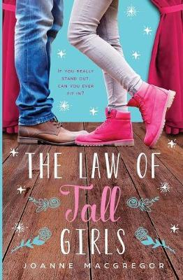 The Law of Tall Girls by Joanne MacGregor image