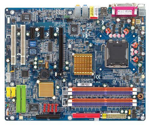 Gigabyte GA-8I915G Pro image
