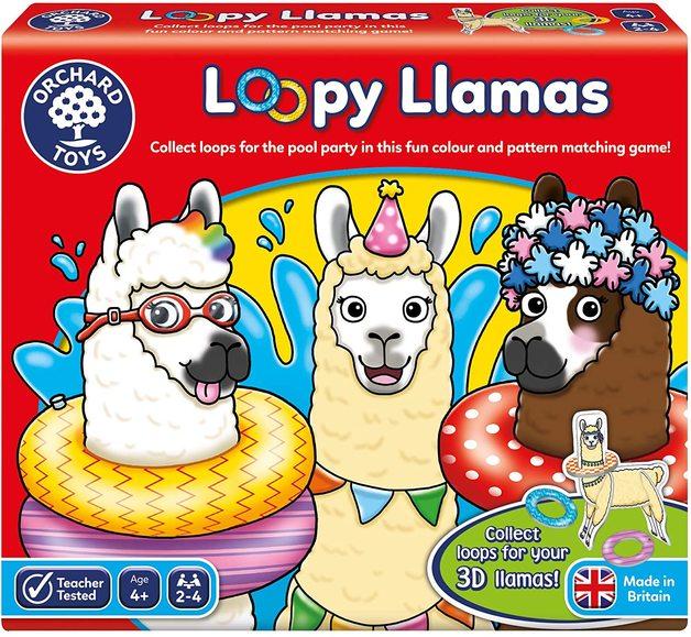 Orchard: Loopy Llamas - Board Game