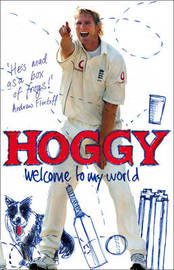 Hoggy: Welcome to My World by Matthew Hoggard image