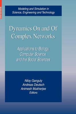 Dynamics On and Of Complex Networks image