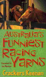 Australia's Funniest Racing Yarns by Peter 'Crackers' Keenan image