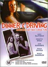 Dinner & Driving on DVD