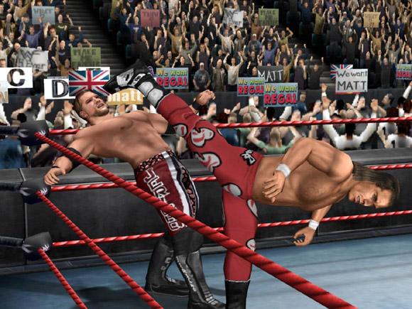 WWE Wrestlemania XIX screenshot