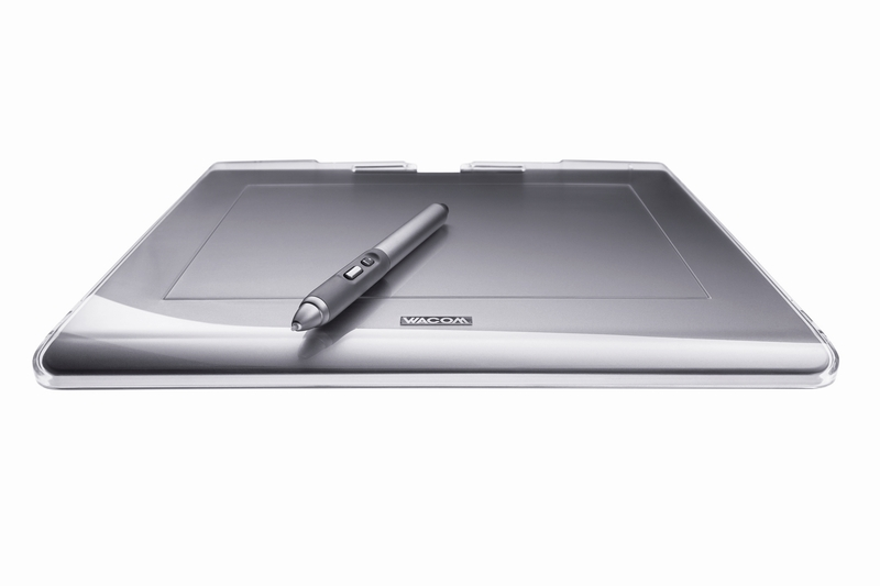 "Wacom Graphire4 A6 4""x5"" Tablet with Pen image"