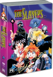 Slayers Next - Collection on DVD image