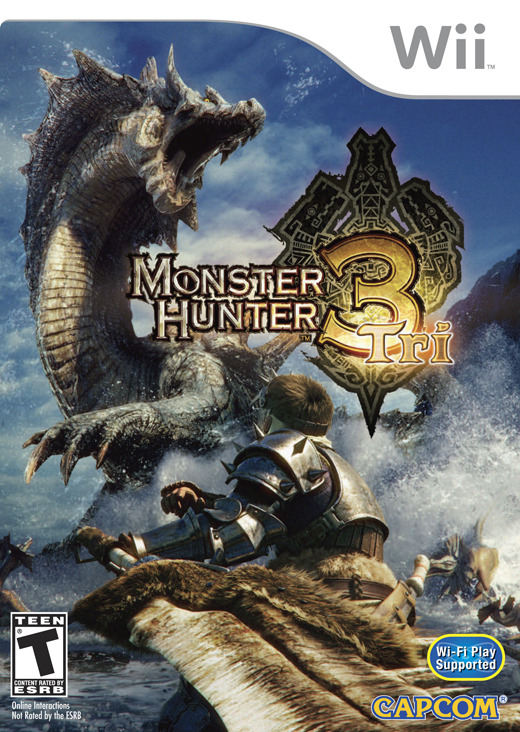 Monster Hunter Tri for Wii