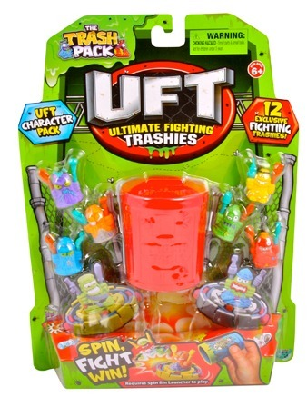 The Trash Pack - UFT 12 Pack