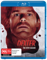 Dexter - The Complete Fifth Season on Blu-ray