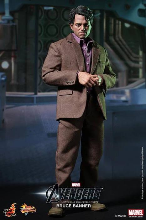 "Marvel: Bruce Banner - 12"" Articulated Figure"