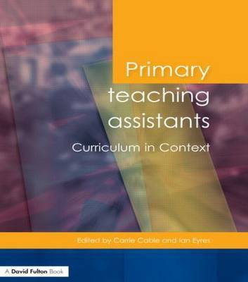 Primary Teaching Assistants: Curriculum in Context image