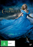 Cinderella (2015) on DVD