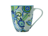 Christopher Vine Gypsy Mug - Blue (500ml)