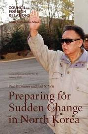 Preparing for Sudden Change in North Korea by Joel S Wit image