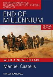 End of Millennium by Manuel Castells image