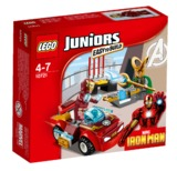 LEGO Juniors - Iron Man vs. Loki (10721)