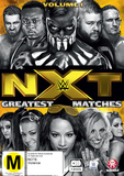 WWE: NXT's Greatest Matches - Volume 1 DVD