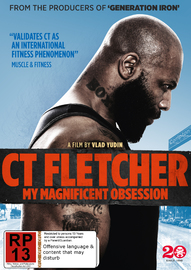 CT Fletcher: My Magnificent Obsession on DVD