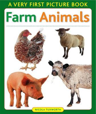Farm Animals by Nicola Tuxworth image