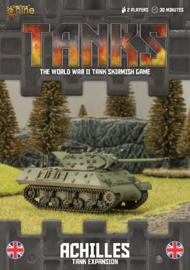 TANKS: British - Achilles Tank Expansion