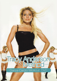 Tracy Anderson Method: Dance Cardio Workout on DVD