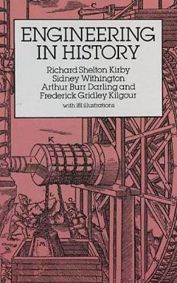 Engineering in History by Roger S Kirby image