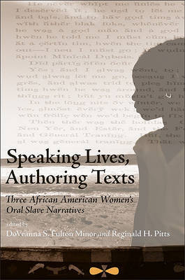 Speaking Lives, Authoring Texts image