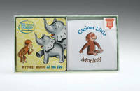 Curious Baby: Curious George Book & T-Shirt Set by H.A. Rey