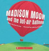 Madison Moon and the Hot-air Balloon by Chris Gurney image