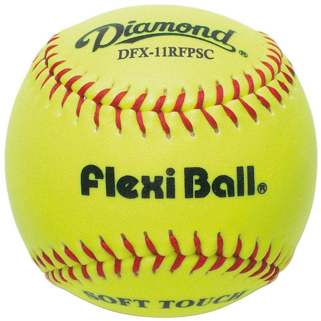 "Diamond Flexi Softball Ball 11"""
