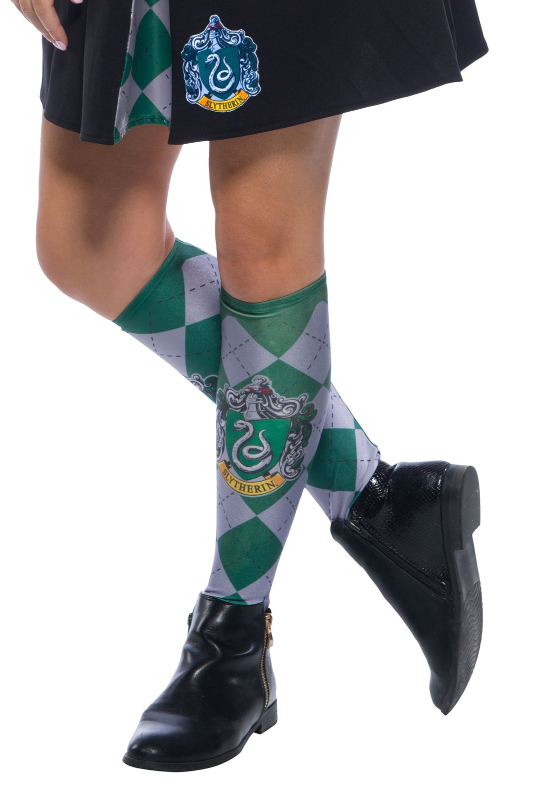 Harry Potter Slytherin Socks - One Size image
