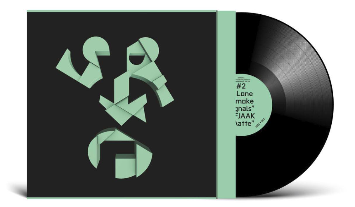 "Modeselektion Vol. 04 - #2 (12""LP) by Modeselektor image"