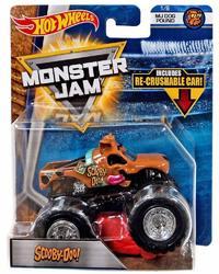 Hot Wheels: Monster Jam - Scooby-Doo