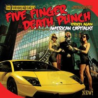 American Capitalist by Five Finger Death Punch image