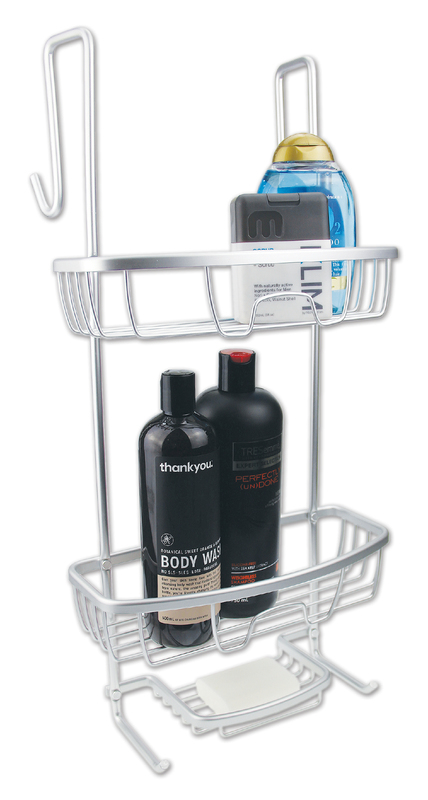 Urban Lines: Cove OTD Aluminium Shower Caddy