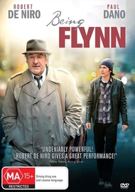 Being Flynn on DVD