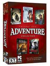 Adventure Company 10th Anniversary 5 Game Pack for PC Games