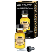 Kama Sutra Oil of Love Foreplay Oil - Vanilla Creme (22ml)