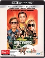 Once Upon a Time in Hollywood (4K UHD + Blu-ray) on UHD Blu-ray