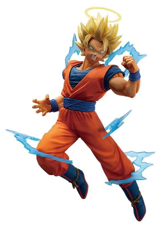 Dragon Ball: Super Sayian 2 Goku - PVC Figure