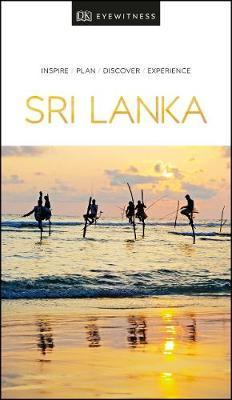 DK Eyewitness Sri Lanka by DK Travel