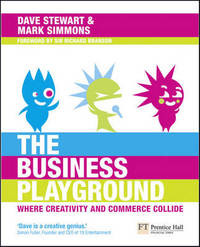 The Business Playground by Dave Stewart image