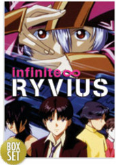 Infinite Ryvius - Collection (6 Disc Set) on DVD